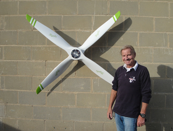 Hercules Propellers Ltd Propeller Development